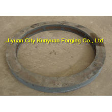 35crmo Alloy Steel Forged Rings, Gear And Flange Processing
