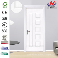 JHK-010 Popular Design Import Fram Whiter Primer HDF Door