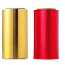 coiffeurs de papier d'aluminium / papier d'aluminium coloré de coiffure / feuille de salon