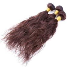 3 шт лот для продажи 14 дюймов человеческих волос дистрибьютор оптом перуанские волосы расширение
