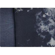 100% Cotton Fade Resistant Outdoor Fabric Black Denim Fabri