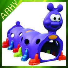Tunnel à jouets en plastique pour enfants de bonne qualité