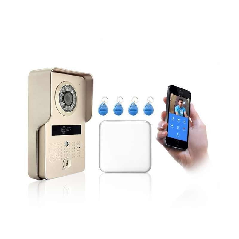 WIFI Wireless Intercom mit Kamera