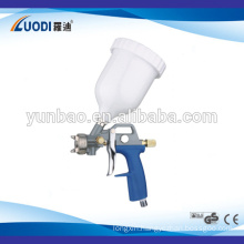 Aluminum 1000ml Nozzle Size 1.4mm-2.0mm Hvlp Car Tool Paint Spray Gun