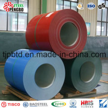Roofing Used Color Coated Steel Coils with PPGI