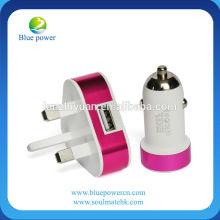 Adaptateur secteur USB Chargeur mural pour Apple iPhone 4 4G Chargeur UK