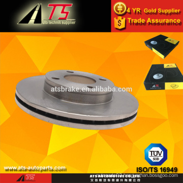 manufacuture brake system high performance ventilated brake disc brake rotor disc brake for Germany car 443615301A 443615301B