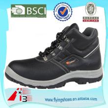 Cómodo botas de trabajo de acero toe de acero botas de acero toe capacitadores