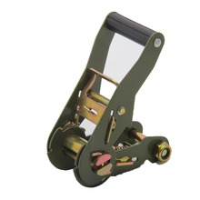 Spuitende kunststoffen Smart Ratchet Buckle / tie down