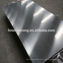 Placa de aluminio de aleación 3105