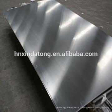 Placa de alumínio de liga 3005