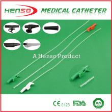 Tamaño del catéter de succión HENSO