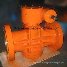 Válvula de Engrenagem de Pressão Invertida