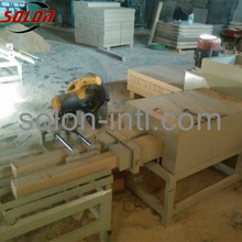 Sawdust Shaving Pallet Block Machine