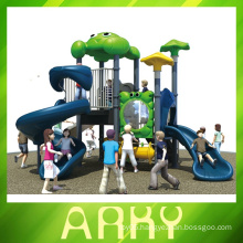 Funny multifunctional outdoor used playground equipment