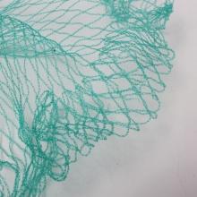 Fish pond knitted anti bird net