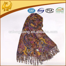 bright color and factory wholesale wool shawls