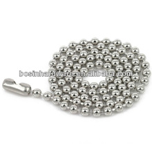 """Fashion High Quality Metal 30"""" Stainless Steel Ball Chain Necklace"""