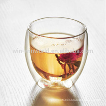 Hot Selling Double Wall Champagne Glass Cup 150ml