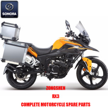 Zongshen RX3 Complete Motorcycle Spare Parts