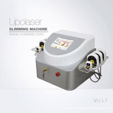 Diode laser de lipolyse d'approbation de la CE amincissant la machine lipolaser