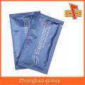 Kompositfolie Liuid Sample Blue Bleach Sachet mit Tear Kerbe in China Factory