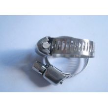 8mm Band Width Stainless Steel American Hose Clamps For Pharmacy 7 Inch