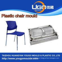 Apilable apoyabrazos silla molde en taizhou China