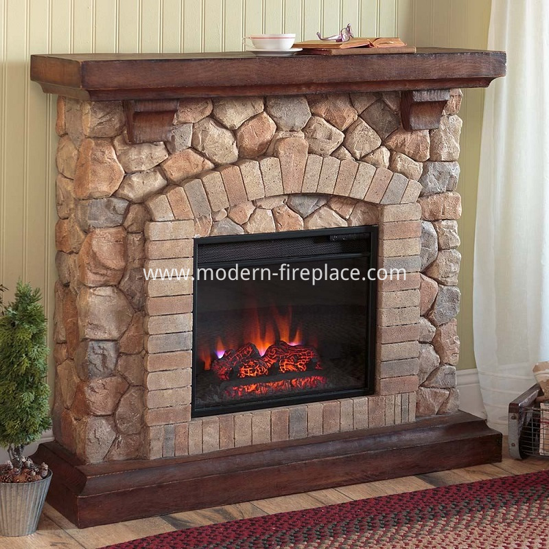 Corner Electric Fireplaces