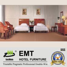 Muebles cómodos del dormitorio del hotel (EMT-B0903)