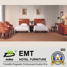 Comfortable Hotel Bedroom Furniture (EMT-B0903)