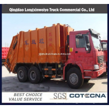 Sinotruk Garbage Truck with 22cbm Capacity