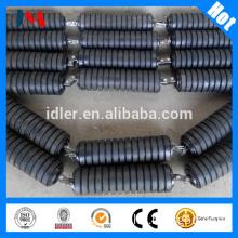 1200mm white cement conveyor belt impact idler price