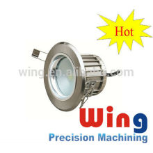 oem metal lamp shade parts metal light cover