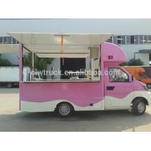 Buen precio pequeño Mobile Shop, 4x2 China nuevo mercado móvil
