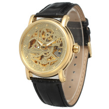 Leather Strap Automatic Direct From Factory Watches