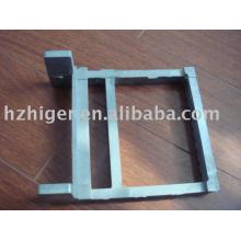 coulée de sable en aluminium des pièces de machine