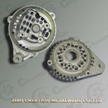 ADC-12 auto motor generator cast aluminum motor parts