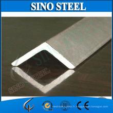 Barre d'angle de barre d'acier au carbone de JIS Ss400 pour la construction