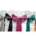 durable and cheap pintuck taffeta sashes, table runner, table cloth,