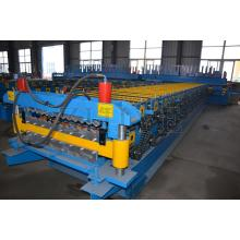 Double Layer Steel Roofing Sheet Roll Forming Line