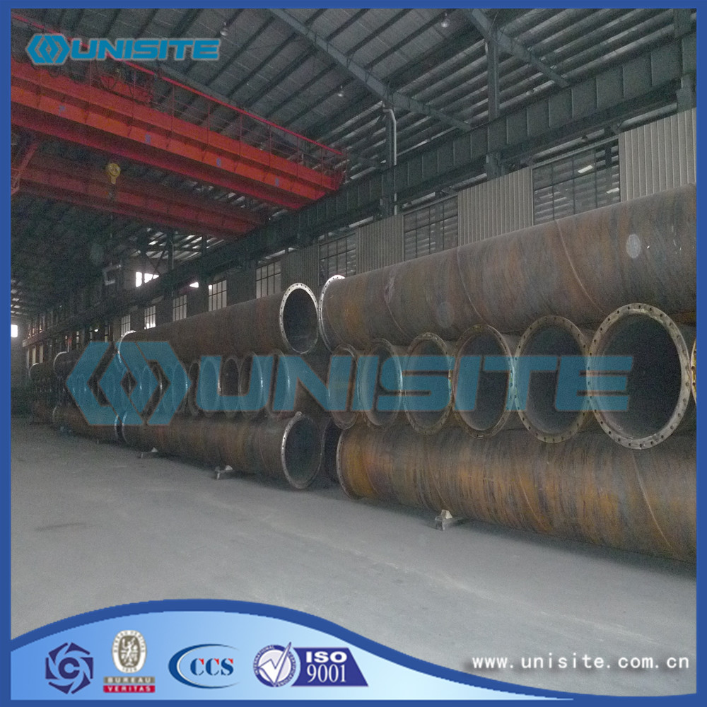 Marine Spiral Duct Pipe