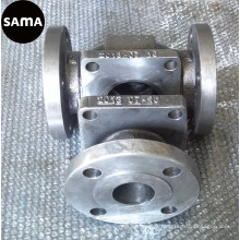 Customized Sand Iron Casting for Valve Part with Precision Machining