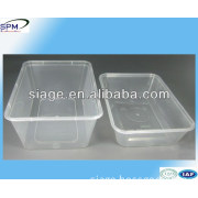 Customized plastic injection box manufacturer