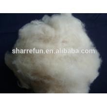 Монгольский 100% чисто коммерческого светло-серый кашемир волокна 16.5 микрофон 32-34мм