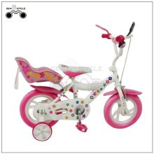 12 inch four wheels children's trainning bike