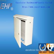 White Power coated distribution box/ Electrical box