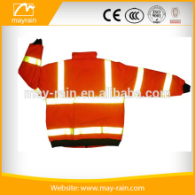 NEW safety fabric reflection safety Men jacket