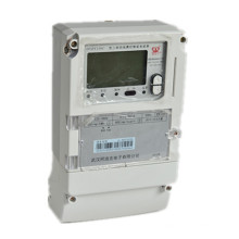 Neueste Designed Single Phase Remote-Carrier Fee Control Smart Electric / Power Meter (DDZY150-Z)