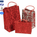 2016 New Arrival Factory Price Brown Paper Shopping Bags Wholesale